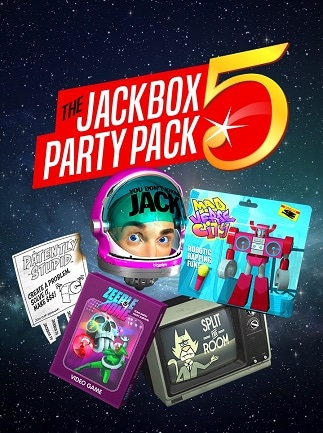 The Jackbox Party Pack 5 Steam Key GLOBAL - 1
