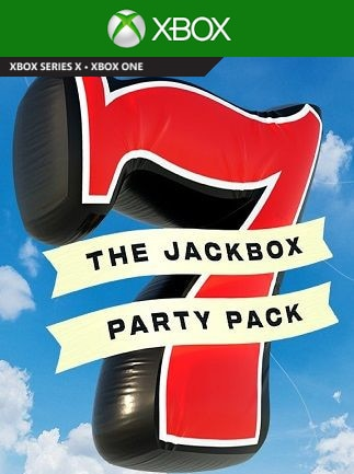 The Jackbox Party Pack 7 (PC) - Steam Gift - GLOBAL - 1