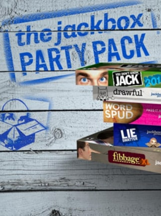 The Jackbox Party Pack Steam Key GLOBAL - 1