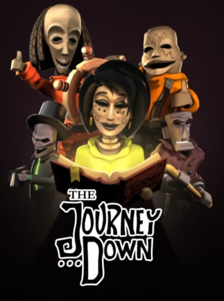 The Journey Down: Chapter Two Steam Key GLOBAL - 1