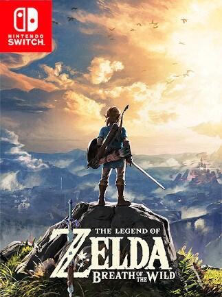 The Legend of Zelda: Breath of the Wild (Nintendo Switch) - Nintendo Key - UNITED STATES - 1
