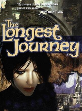 The Longest Journey Steam Key GLOBAL - 1