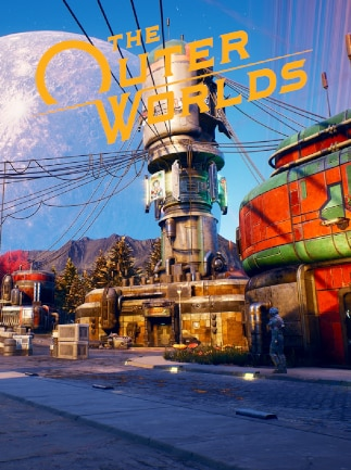 The Outer Worlds (PC) - Steam Gift - GLOBAL - 1