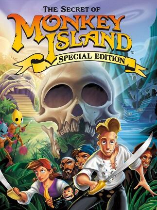 The Secret of Monkey Island: Special Edition Steam Key GLOBAL - 1
