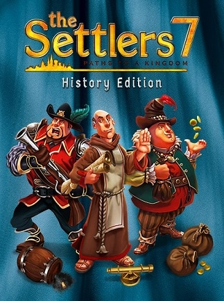 The Settlers 7 Paths to a Kingdom | History Edition (PC) - Ubisoft Connect Key - GLOBAL - 1