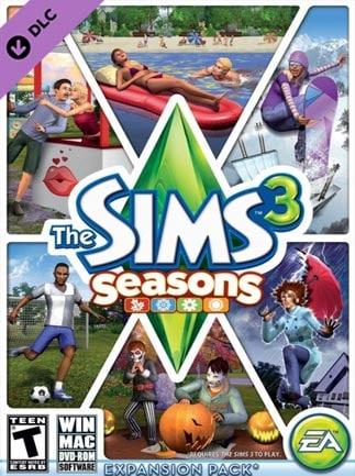 The Sims 3: Seasons (PC) - Origin Key - GLOBAL - 1