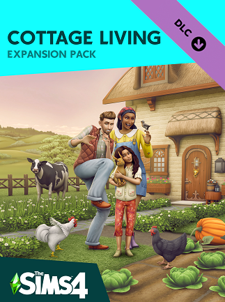 The Sims 4 Cottage Living Expansion Pack (PC) - Origin Key - GLOBAL - 1