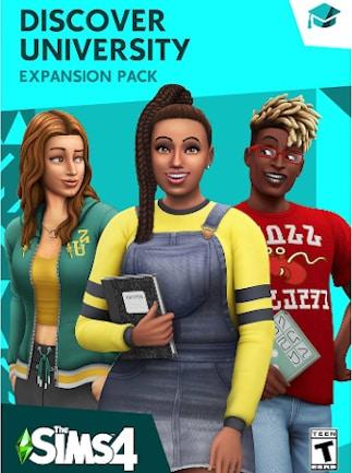 The Sims 4 Discover University - Origin Key - GLOBAL - 1