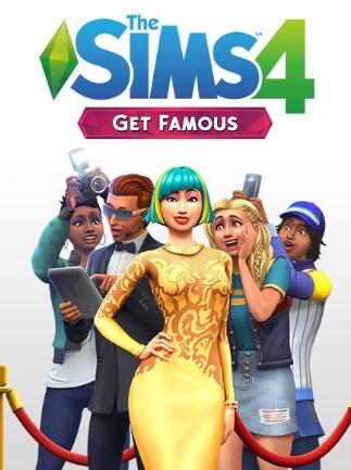 The Sims 4: Get Famous Origin Key GLOBAL - 1