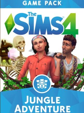 The Sims 4 Jungle Adventure Origin Key GLOBAL - 1
