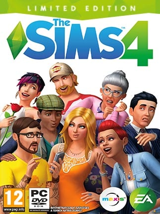 The Sims 4 Limited Edition Origin Key GLOBAL - 2