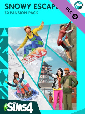 The Sims 4 Snowy Escape Pack (PC) - Origin Key - GLOBAL - 1