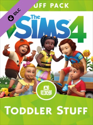 The Sims 4 Toddler Stuff DLC Origin Key GLOBAL - 1