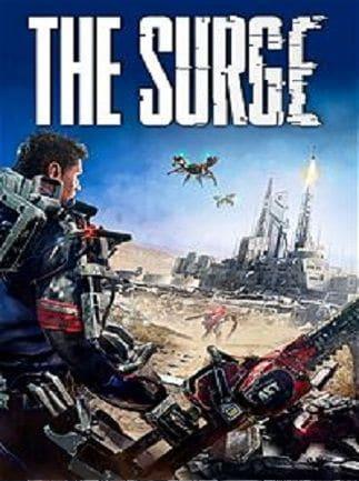 The Surge Steam Key GLOBAL - 1
