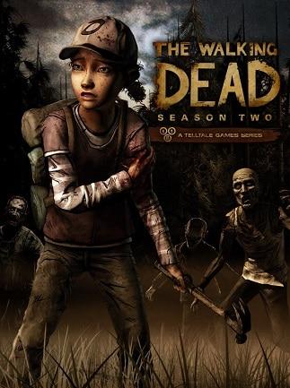 The Walking Dead: Season Two Steam Key GLOBAL - 1