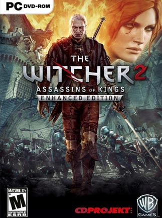 The Witcher 2 Assassins of Kings Enhanced Edition (PC) - Steam Key - GLOBAL - 1