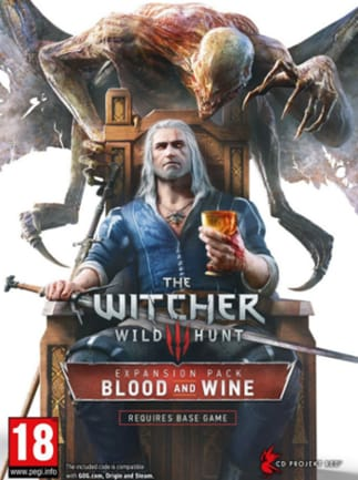 The Witcher 3: Wild Hunt - Blood and Wine Key GOG.COM GLOBAL - 1