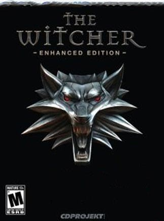 The Witcher: Enhanced Edition Director's Cut Steam Key GLOBAL - 1