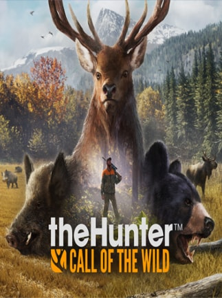 theHunter: Call of the Wild 2019 Edition Steam Key GLOBAL - 1