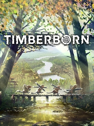Timberborn (PC) - Steam Gift - GLOBAL - 1