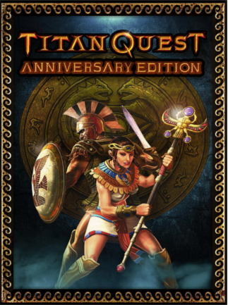Titan Quest Anniversary Edition Steam Gift EUROPE - 1