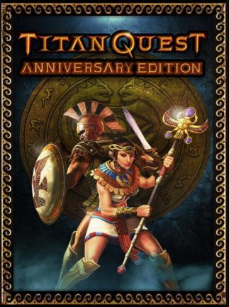 Titan Quest Anniversary Edition Steam Key GLOBAL - 1