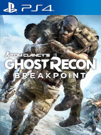 Tom Clancy's Ghost Recon Breakpoint   Standard Edition (PS4) - PSN Key - EUROPE - 1