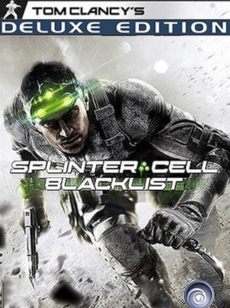 Tom Clancy's Splinter Cell: Blacklist Deluxe Edition Ubisoft Connect Key GLOBAL - 1