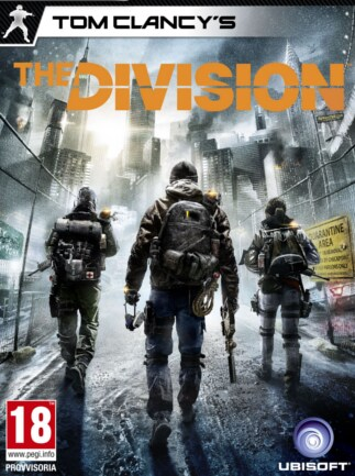 Tom Clancy's The Division (ENGLISH ONLY) Ubisoft Connect Key GLOBAL - 1