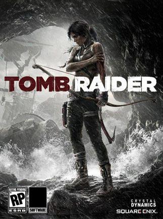 Tomb Raider Steam Key GLOBAL - 1