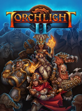 Torchlight II (PC) - Steam Key - GLOBAL - 1