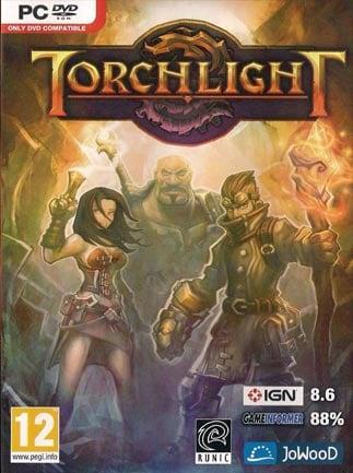 Torchlight Steam Key GLOBAL - 1