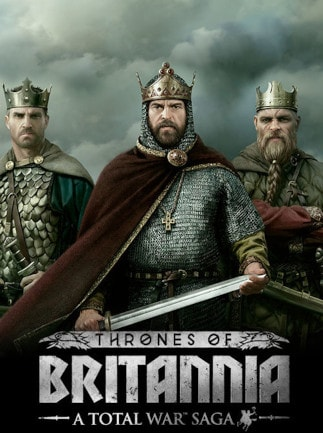 Total War Saga: Thrones of Britannia Steam Key GLOBAL - 1