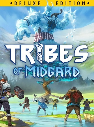 Tribes of Midgard   Deluxe Edition (PC) - Steam Key - GLOBAL - 1