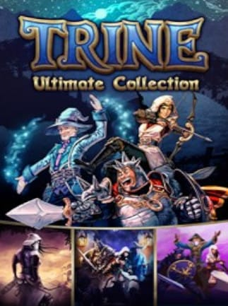 Trine: Ultimate Collection (PC) - Steam Key - GLOBAL - 1