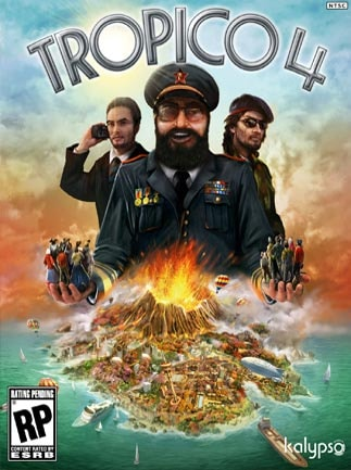 Tropico 4 Steam GLOBAL - 1