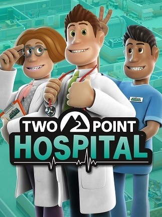 Two Point Hospital (PC) - Steam Key - GLOBAL - 1