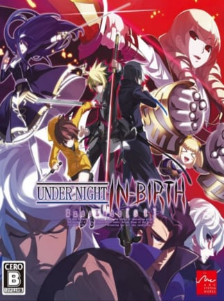 UNDER NIGHT IN-BIRTH Exe:Late[cl-r] (PC) - Steam Key - GLOBAL - 1