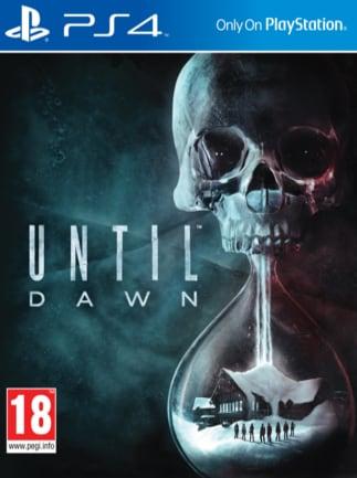 Until Dawn PSN PS4 Key NORTH AMERICA - 1
