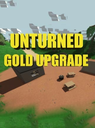 Unturned Permanent Gold Account Upgrade Steam Gift GLOBAL - 2