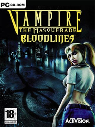 Vampire: The Masquerade - Bloodlines Steam Key GLOBAL - 1