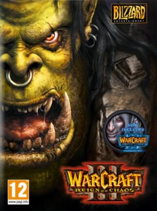 Warcraft 3: Gold Edition Battle.net Key GLOBAL - 1