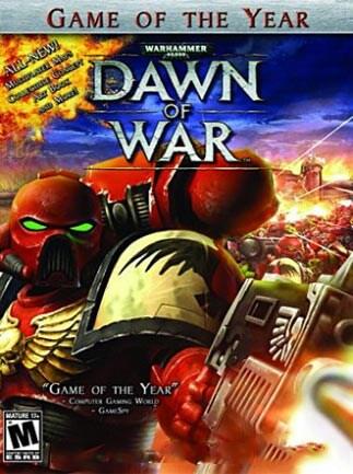 Warhammer 40,000: Dawn of War - Game of the Year Edition Steam Key GLOBAL - 1