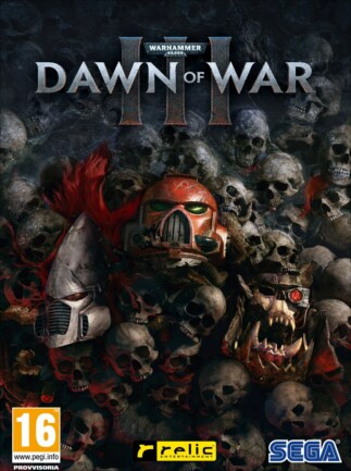 Warhammer 40,000: Dawn of War III Steam Key GLOBAL - 1
