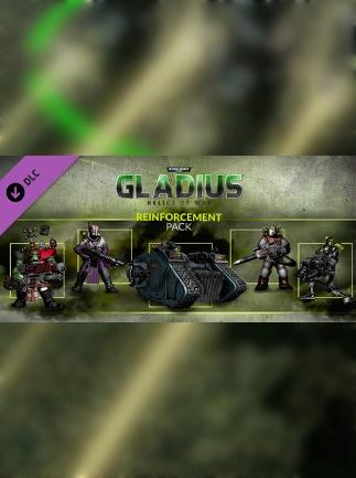 Warhammer 40,000: Gladius - Reinforcement Pack Steam Key GLOBAL - 1