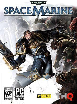 Warhammer 40,000: Space Marine Steam Key GLOBAL - 1