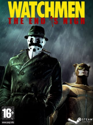 Watchmen: The End is Nigh Steam Key GLOBAL - 1