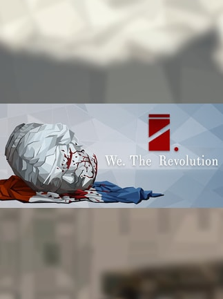 We. The Revolution Steam Key GLOBAL - 1