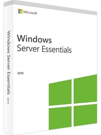 Windows Server 2019 Essentials (PC) - Microsoft Key - GLOBAL - 1
