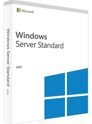 Windows Server 2019 Standard (PC) - Microsoft Key - GLOBAL - 1